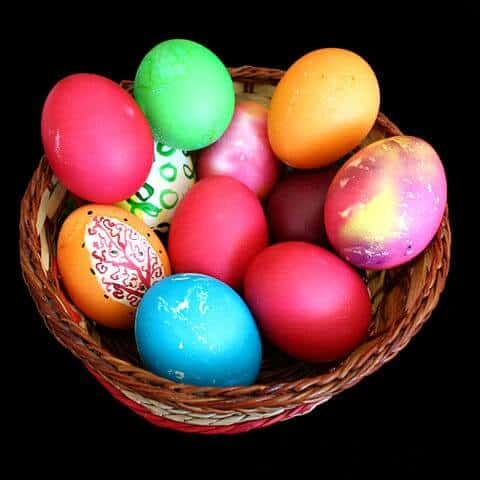 Science Video: Chemistry of Easter Egg Dyeing