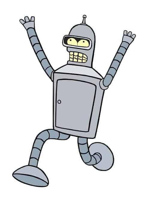 Bender_running
