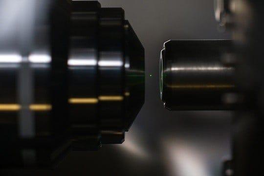 Researchers Optically Levitate a Glowing, Nanoscale Diamond
