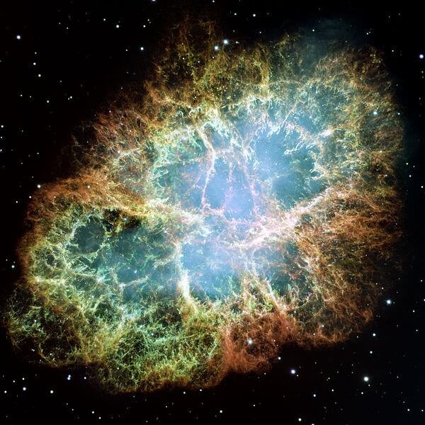 crab nebula visible - photo #6