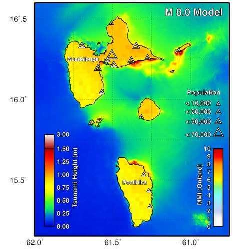 Earthquake, Tsunami Hazard in Caribbean Higher Than Previously Thought