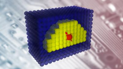 New quantum dots herald a new era of electronics operating on a single-atom level