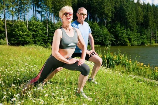 Exercise may preserve vision in older adults