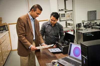 University of Utah engineers control conductivity with inkjet printer