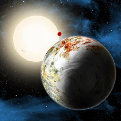 Astronomers find a new type of planet- The 'mega-Earth'