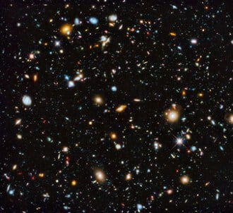 Hubble unveils its most colorful view of the universe