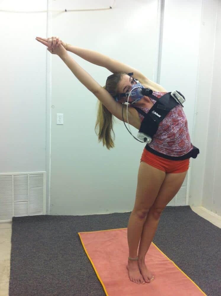 'Hot' yoga yields fitness benefits - ScienceBlog.com