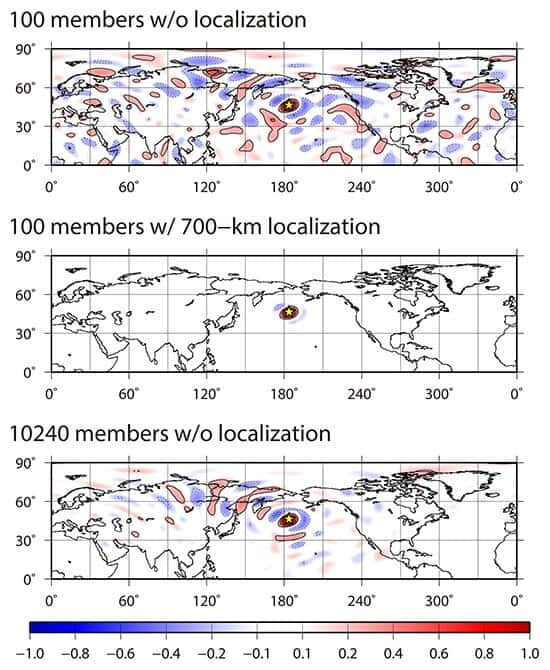 K computer runs largest ever ensemble simulation of global weather