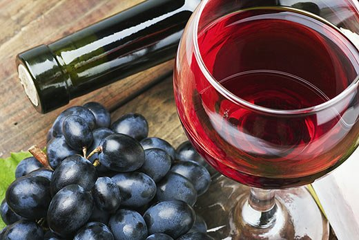 Wine only protects against heart disease in people who exercise