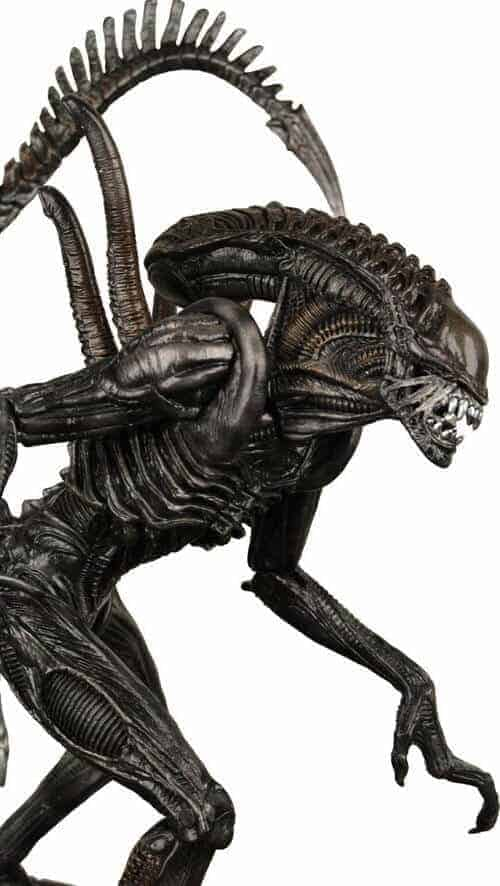 Alien Movie Some of our genes are foreign,