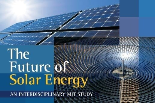 Mit Releases Major Report On Future Of Solar Energy