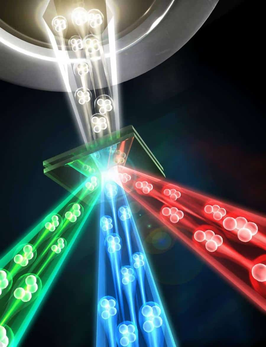 Entangled Photons Unlock New Super Sensitive