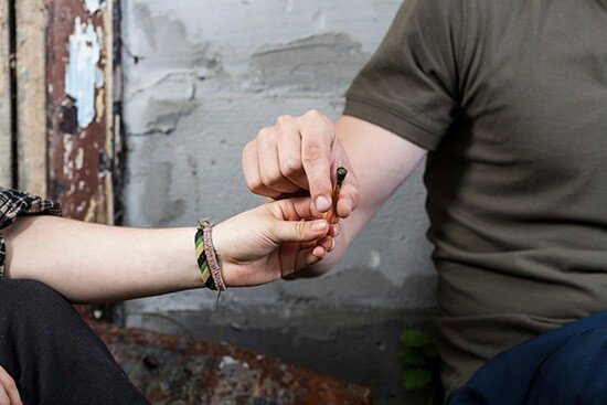 Research shows average joint contains much less marijuana than thought
