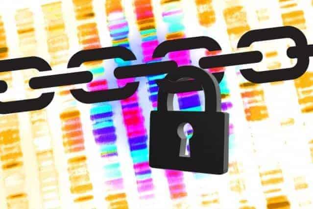 Protecting privacy in genomic databases