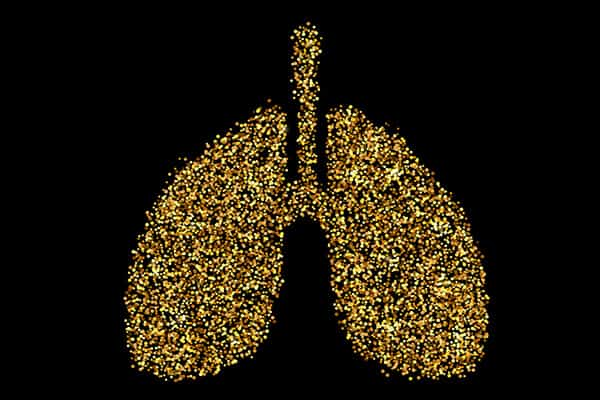 Why do some non-smokers get COPD while many heavy smokers don't?