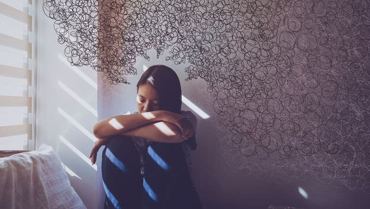 Most teens who seek insomnia treatment have underlying mental health issues