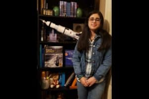 Q&A with the Student Who Named Ingenuity, NASA's Mars Helicopter News @NASAJPL