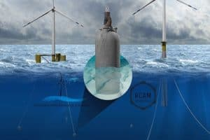 3D-printed concrete to help build offshore wind energy infrastructure