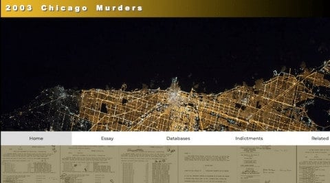 Legal scholar's new website offers a picture of the criminal justice system