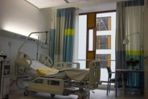 More lonely deaths in hospitals and nursing homes from COVID