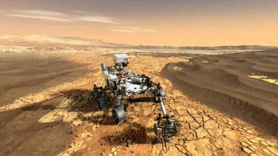 Mars rover mission only just beginning one year after its launch