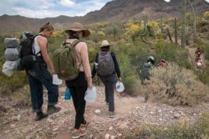 Vast majority of Americans oppose criminalizing humanitarian aid along Mexican border