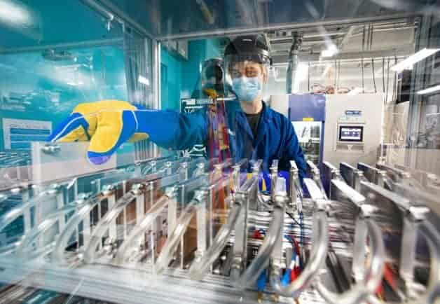 X-Ray Experiments, Machine Learning Could Trim Years Off Battery R&D