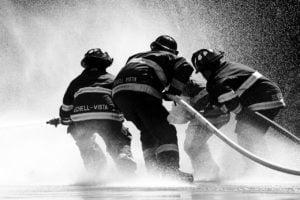 """Volunteer Firefighters Have Higher Levels of """"Forever Chemicals"""""""