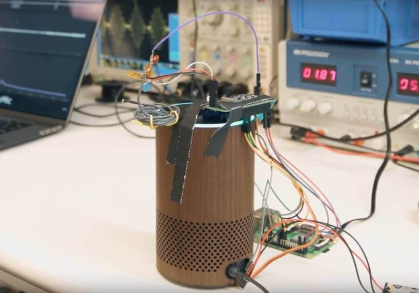'PrivacyMic': For a smart speaker that doesn't eavesdrop
