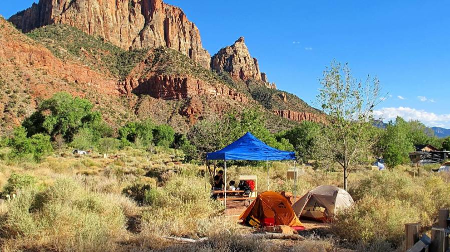 Research reveals why people pick certain campsites