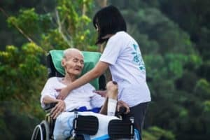 One-third of Americans use gray market caregivers to aid the elderly, those with dementia