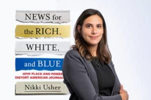 Book contends that local newspapers bear brunt of news media's increasing elitism