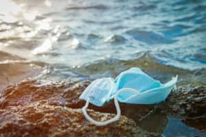 The environmental toll of disposable masks