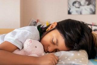 Mindfulness training helps kids sleep better