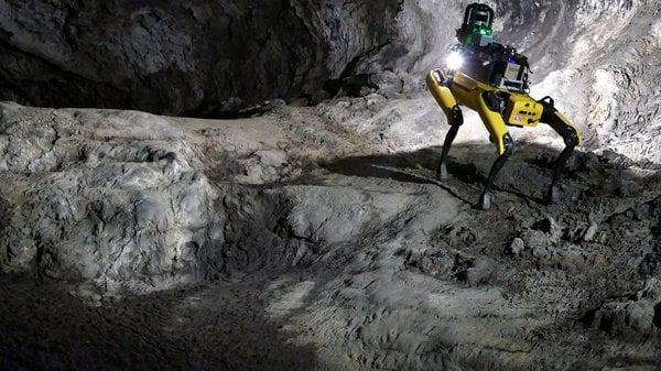 NASA Robots Compete in DARPA's Subterranean Challenge Final