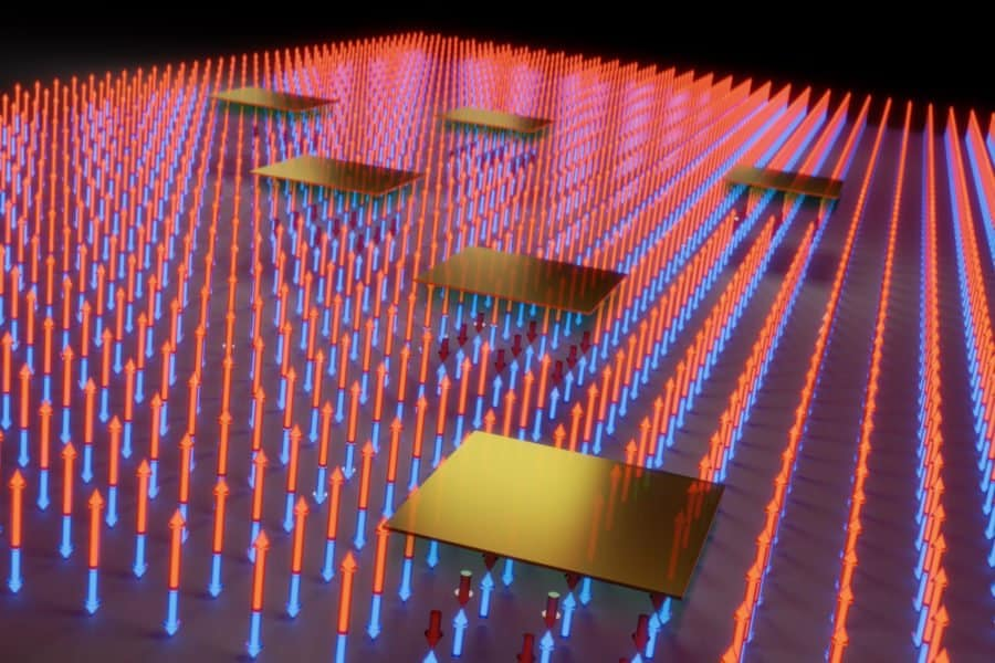 Researchers find a new way to control magnets