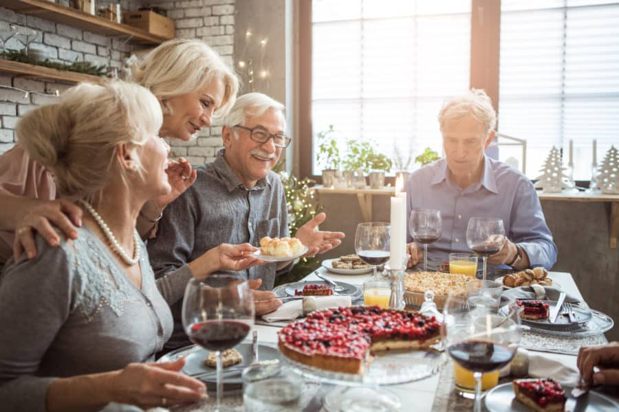 Socializing may improve older adults' cognitive function in daily life