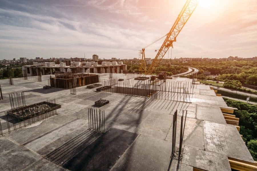 Concrete's role in reducing building and pavement emissions