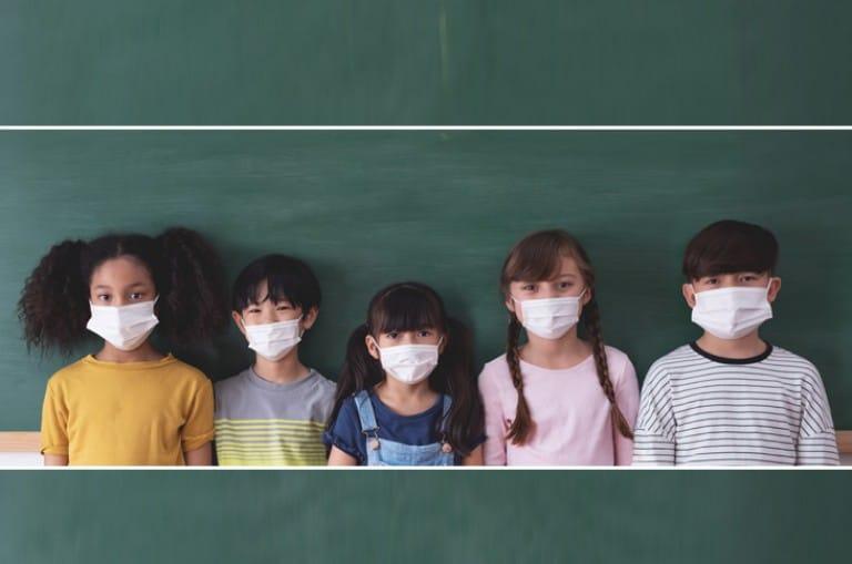 Universal Masking in Schools Effective Against Delta Variant