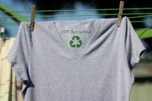 Latest trend keeps clothes out of landfill